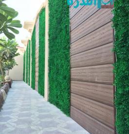 جدار عشبي (2)